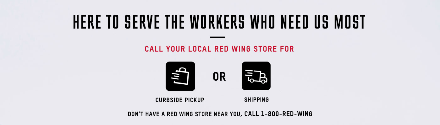 Program Retail Locations-North America | Red Wing For Business